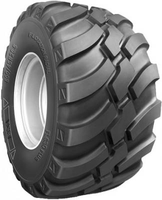 FL 630 Plus Tires